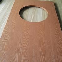 3D木纹铝单板 开孔真实手感铝单板