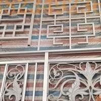 型材格栅焊接铝窗花厂家