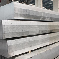超厚铝板5052加工切割