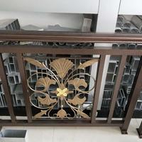 铝艺大门、阳台护栏生产厂家
