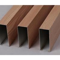 沖孔弧形氟碳鋁單板
