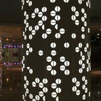 展厅弧形包柱包梁铝单板优质