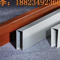 济南市德普龙 50×110 热转印木纹铝方通