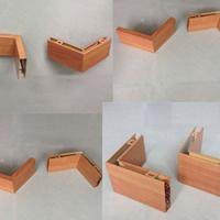 铝方通、木纹铝方通厂家、造形铝方通价格
