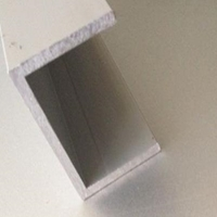 优质槽铝导轨销售 20乘10壁厚1.0mm