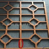 铝板雕刻铝窗花 ,铝合金四方管烧焊木纹窗花