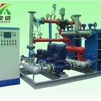 采暖换热机组厂家