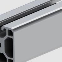 定制欧标工业铝型材4040-2N90,规格齐全