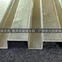 生态铝长城板 天花吊顶护墙板装饰