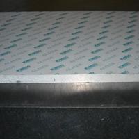 进口双面贴膜6082铝板 阳极氧化6082铝板