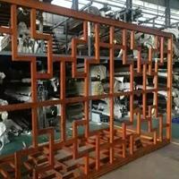 杭州木纹仿古铝窗花供货厂家