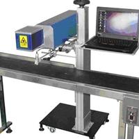 在线铝制品飞行激光打标机