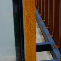 木纹U型铝方通规格尺寸,木纹铝方通吊顶