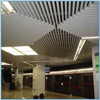 北京铝方通厂家_铝方通走廊吊顶_铝方条