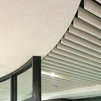 装饰铝材吊顶水滴形铝合金挂片天花