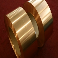 C5191磷铜带 高弹性C5210 C5240特硬磷铜带