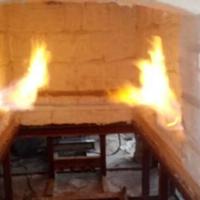 天然气退火炉