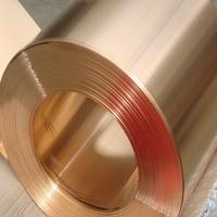 紫铜片T23紫铜板磷铜带铜排白铜铜片散热