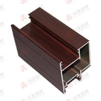 广东兴发铝业木纹门窗铝型材