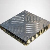 大五条筋1060防滑装饰铝板