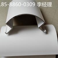 四川半弧形铝圆角型材多少钱18588600309