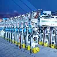供應全自動母線提升框架久達科技