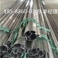 云南半弧形鋁圓角型材多少錢18588600309
