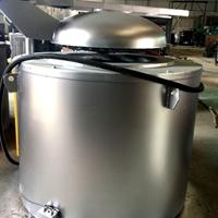 坩埚式熔铝炉 铝锭熔化炉 铝合金熔炼设备
