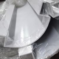 浙江半弧形鋁圓角型材多少錢18588600309