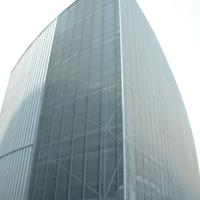 外墙装饰铝网板 金属装饰网板