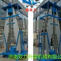 铝合金升降机 12米双柱升降平台
