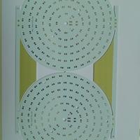 宏毅专业生产圆形工矿灯专用铝基板