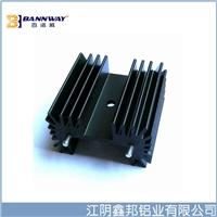 工業型材散熱片,太陽花型材開模生產
