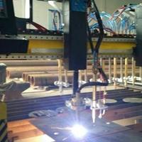 鋁板海寶龍門火焰切割機