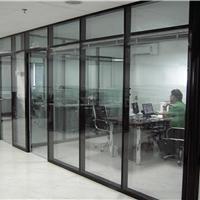 成批出售隔断铝材办公室玻璃隔断铝型材
