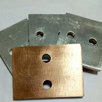 新能源电池连接铜铝复合垫片