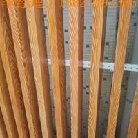 木紋弧形鋁方通吊頂藝術裝飾效果欣賞