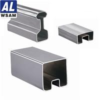 西南铝业2A06铝型材 2A12工业铝型材