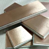 长导体铜铝复合接线排 铜铝复合板规格定做