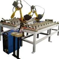 铝模板焊接设备厂家供应铝模板焊接机器人