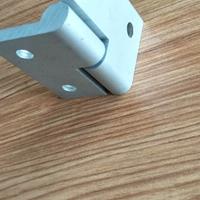 6063合页铝型材专业生产开模定做