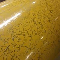 彩铝卷的制作过程