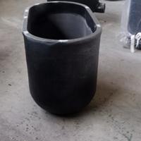 碳化硅坩埚厂家 化铝石墨坩埚