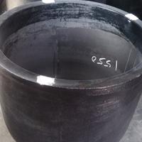 1号碳化硅石墨坩埚