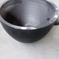 熔铝碳化硅坩埚厂家批发