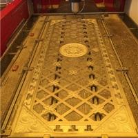 深圳铝板镂花机图片