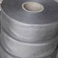 不绣钢纤维布不绣钢纤维带厂家批发