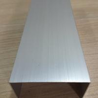 净化铝型材氧化银白50槽铝