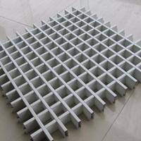 铝格栅工厂直销大型户外室内天花铝格栅