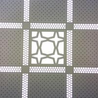 鋁扣板吊頂材料及安裝流程